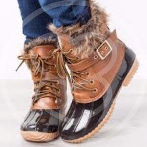 RESTOCK - EMMA Autumn Feels Duck Boots